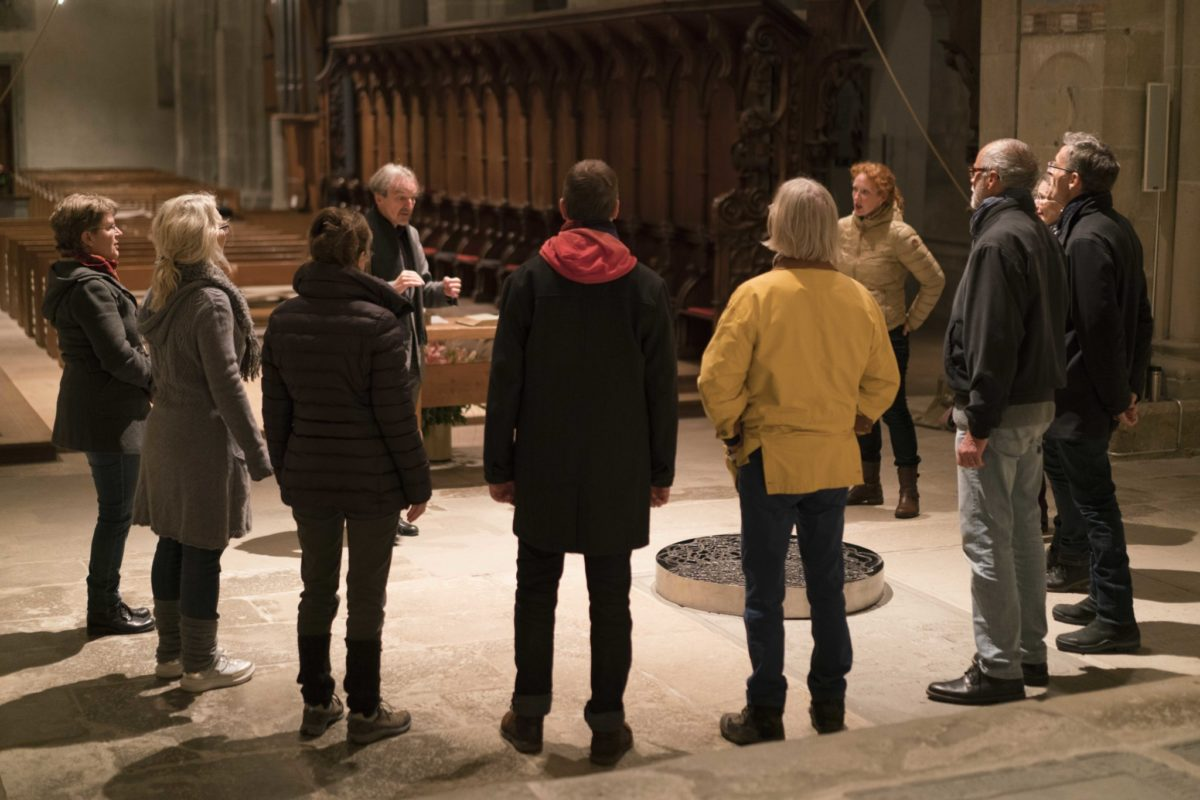 Konzert 18. November 2017 Kirche Kloster Kappel 19 Uhr